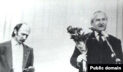Іван Сокульський (ліворуч). Архівне фото