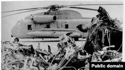 Провалившаяся военная акция по спасению захваченных сотрудников посольства США в 1980 стоила Джимми Картеру переизбрания