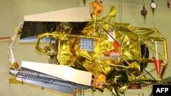 Сондата Фобос-Грант пред лансирањето.