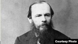 Russia -- Russian writer Fyodor Mikhaylovich Dostoyevsky