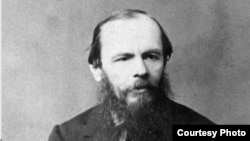 Russian writer Fyodor Dostoyevsky