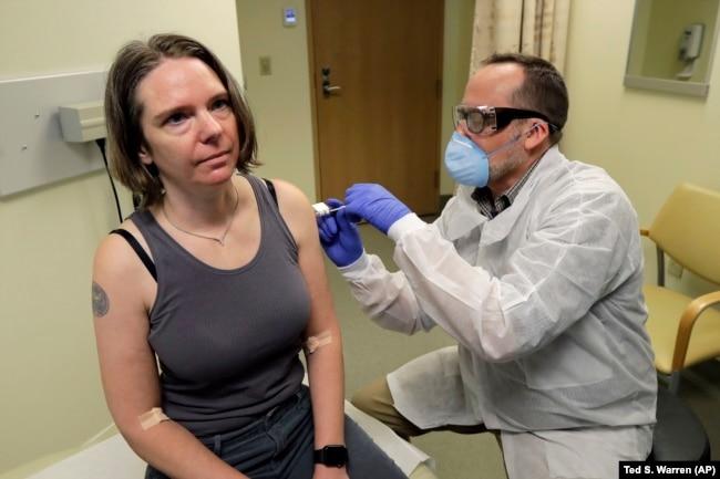 Первая стадия клинического исследования одной из перспективных вакцин от COVID-19