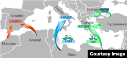 Інфографіка аналітичного центру CEDOS