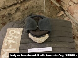 Табірний одяг дисидента Петра Войтюка