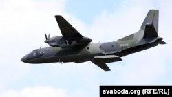 Ресейдің Ан-26 әскери ұшағы. (Көрнекі сурет)
