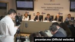 """Конференция """"НАТО и Западные Балканы"""", Подгорица (Черногория), 23 марта 2017"""