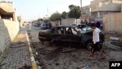 آثار تفجير في طوز خورماتو