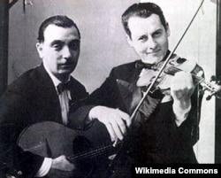 Джанго Рейнхардт и Стефан Граппелли