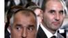Premierul Boiko Borisov și ministrul de interne Tvetan Tvetanov