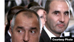 Boiko Borisov şi Tvetan Tvetanov (GHERB)