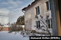 Больница в селе Мошенское