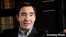 Адиль Тойганбаев.