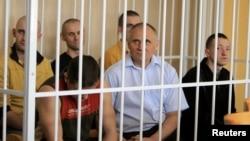 Николай Статкевич, суд в Минске, 26 мая 2011