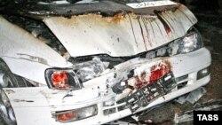 Avtomobil qəzasında yaralananların vəziyyəti orta ağır qiymətləndirilir