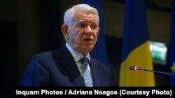 Numirea lui Teodor Meleșcanu în fruntea Senatului a fost contestată la CCR.