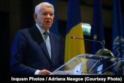 Teodor Melescanu, la întâlnirea anuală cu ambasadorii