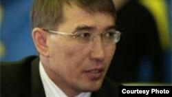 Жаңаберген Қармандаев, Қазақстан күрес федерациясының бас хатшысы.