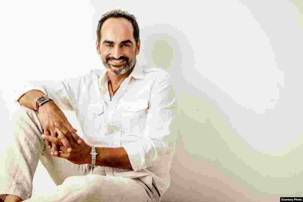 نوید نگهبان، ستاره ایرانی سریال هوملند