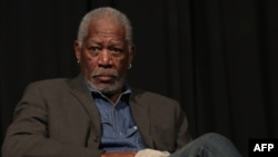 Aktori Morgan Freeman