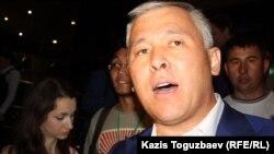 Мурат Абенов, депутат парламента Казахстана.