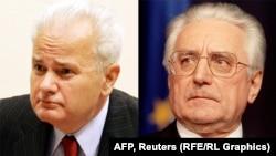 """""""Djelovali su u korist rata"""" (na fotografiji: Milošević i Tuđman)"""
