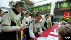 Президентские выборы в России, 4 марта.