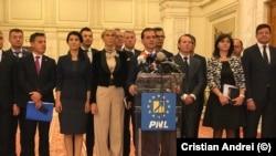 Premierul desemnat Ludovic Orban a prezentat membrii viitorului cabinet, care, însă, trebuie să primească votul de învestitură.