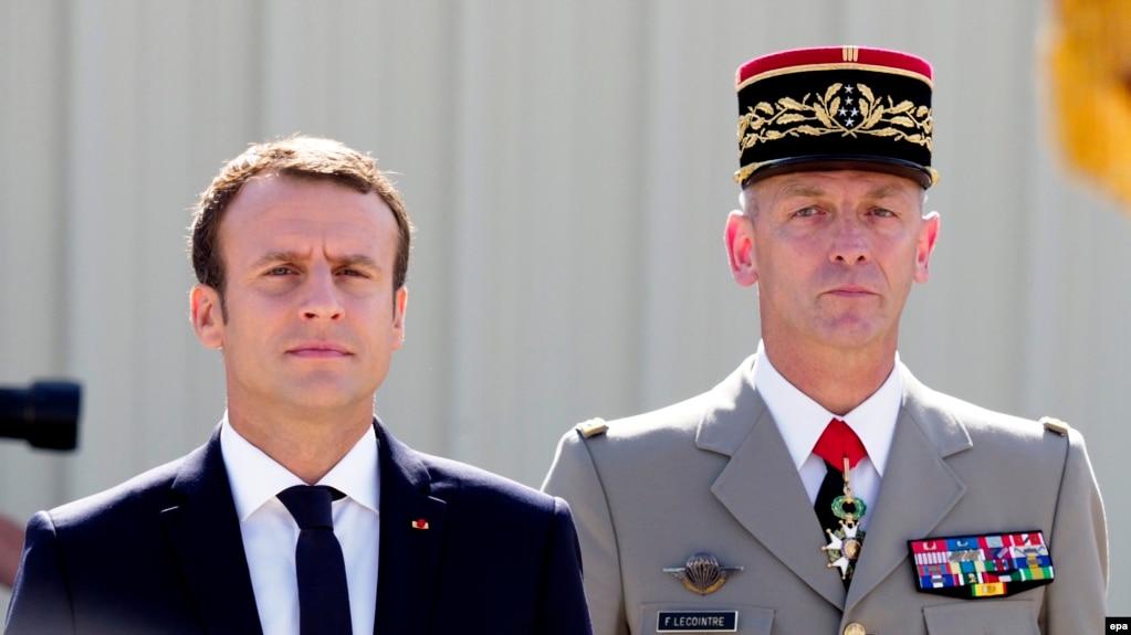 Слова Макрона о маршале Петене вызвали скандал во Франции