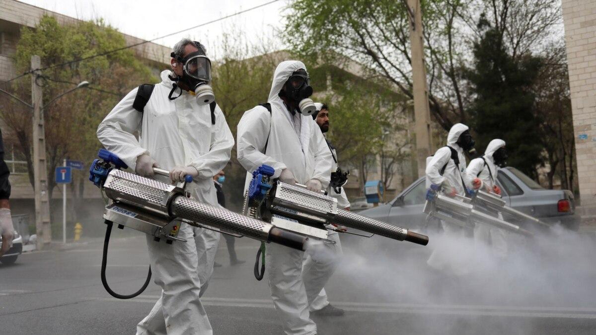 Иран сообщил о 149 новых смертей от COVID-19 за последние сутки