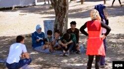 Izbeglice u Subotici