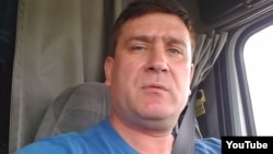 Вадим Дубовский, дальнобойщик.