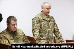 Прокурори на суді у справі за підозрою у держзраді Станіслава Єжова