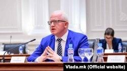 Генералниот секретар на Владата, Драги Рашковски