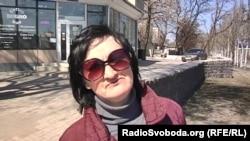 Жителька окупованого Донецька припускає, що у другому турі може перемогти Володимир Зеленський