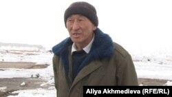 Фермер Панфиловского района Алматинской области Нурлан Какшеев.