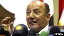 فرج الحيدري رئيس المفوضية العليا للانتخابات