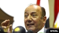 فرج الحيدري رئيس مجلس المفوضية العليا المستقلة للانتخابات