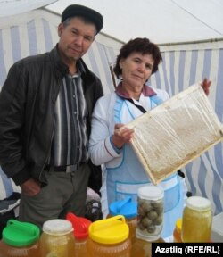 Габдинур һәм Зөмәрә Казаевлар
