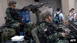 Військові у Бангкоку, 20 травня 2014 року
