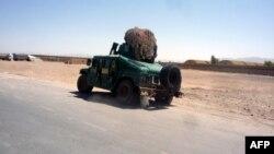 اسیر: نیروهای پولیس ما در آنجا با طالبان درگیر هستند.