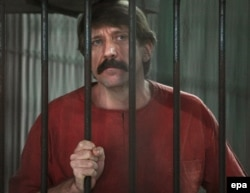 Russian arms trader Viktor Bout (file photo)