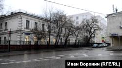 Бывшая гинекологическая больница №11