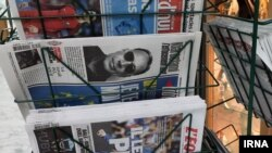 خبر درگذشت عباس کیارستمی روی جلد روزنامه لیبراسیون چاپ فرانسه.