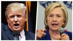 ABŞ: Klinton, Trump Floridada ýeňiş gazandylar