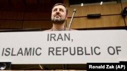 Kazem Gharib Abadi, the Iranian ambassador to the IAEA