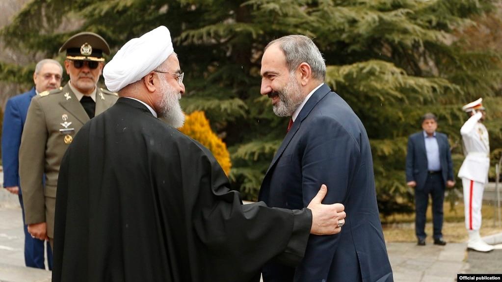 U.S. 'Understands' Iran's Importance For Armenia