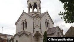 Լոնդոնի Սուրբ Սարգիս եկեղեցին
