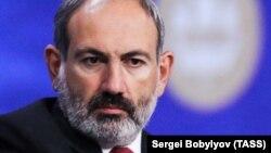 Никол Пашинян, премьер-министр Армении.