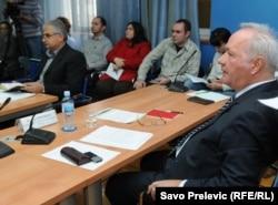 Ferhat Dinoša na kontrolnom saslušanju, 24. oktobar 2011.