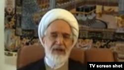 مهدی کروبی، از رقبای اصلی محمود احمدینژاد در انتخابات اخیر ریاست جمهوری